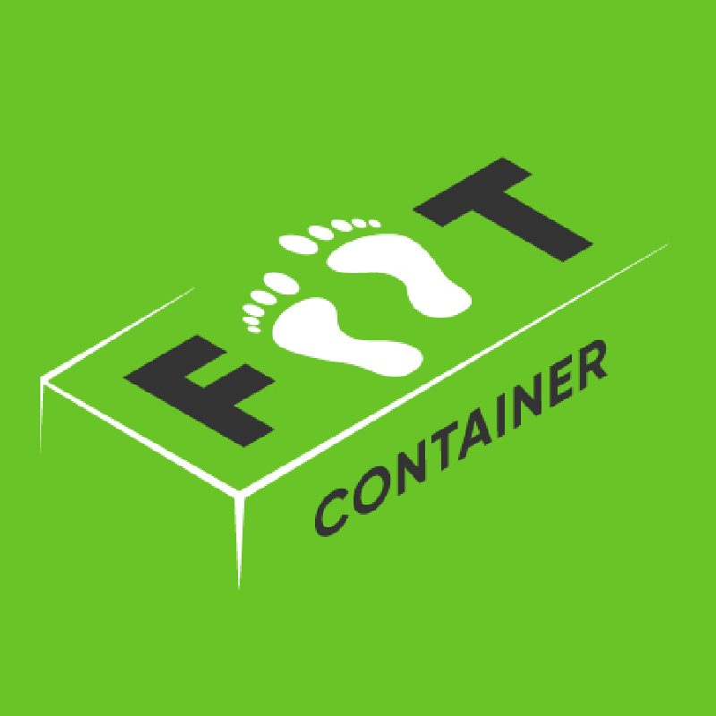 Foot Container
